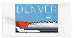 Denver Dia/blue Beach Sheet