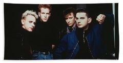 Depeche Mode Beach Sheet