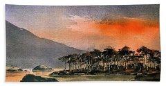 Derryclare Lough, Galway...dscfoo87 Beach Towel