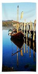 Derwent Water Boat Beach Sheet
