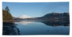 Derwentwater Shore View Beach Towel