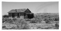 Desert Home Past Beach Towel