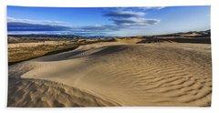 Desert Texture Beach Towel