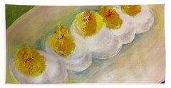Devilled Eggs Beach Sheet