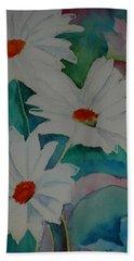 Devin's Dasies Beach Towel
