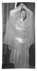 Beach Towel featuring the photograph Devotion by Denise Fulmer