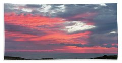 Diamante Sunset Beach Towel