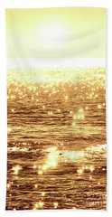 Diamonds Beach Towel by Michael Rock