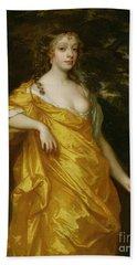 Diana Kirke-later Countess Of Oxford Beach Towel
