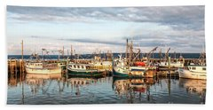Digby Harbour Beach Towel