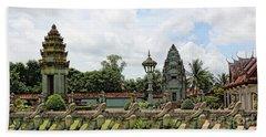 Digital Cambodia Architecture  Beach Sheet