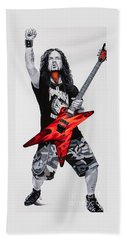 Dimebag Forever Beach Towel