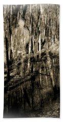 Beach Towel featuring the photograph Dimensions by Lauren Radke