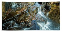 Dismal Creek Falls #2 Beach Towel