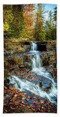 Dismal Falls #3 Beach Towel