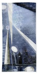 Dystopia Beach Towel