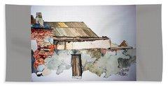 District 6 No 4 Beach Sheet by Tim Johnson