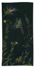 Ditchweed Fairy Tiger Swallowtail Beach Sheet