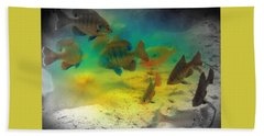 Dive Buddies Beach Sheet