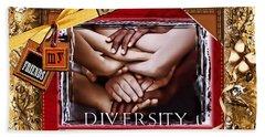 Diversity Beach Sheet