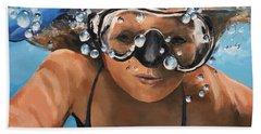 Diving Beach Sheet