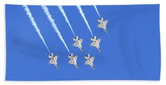 Diving Delta Beach Towel