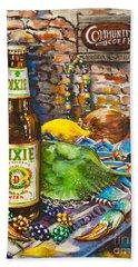Dixie Love Beach Towel