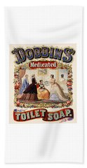 Dobbins Medicated Toilet Soap Beach Sheet