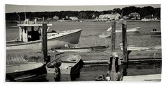 Dock Work Beach Sheet