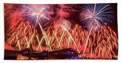Doc's Fireworks Beach Sheet