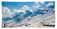Dolomites 3 Beach Sheet
