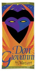 Don Giovanni Beach Towel