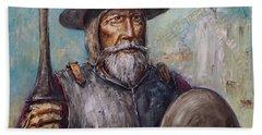 Don Quixote Beach Sheet