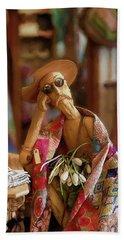 Don Quixote De La Mancha Beach Sheet