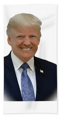 Donald Trump - Dwp0080231 Beach Towel