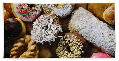 Donuts Beach Sheet
