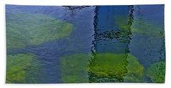 Door County Reflections Beach Sheet