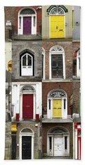 Doors Of Limerick Beach Sheet
