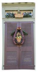 Doors Of Williamsburg 91 Beach Sheet