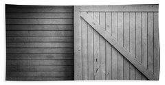 Doors Beach Sheet by Wade Brooks