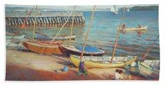 Dory Beach Beach Towel