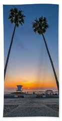 Dos Palms Beach Towel