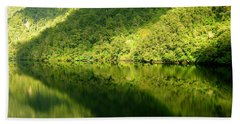 Doubtful Sound, New Zealand No. 4 Beach Sheet