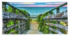 Down To The Beach Beach Sheet