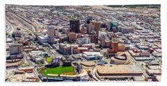 Downtown El Paso Beach Towel