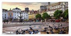 Downtown Lisbon Beach Sheet