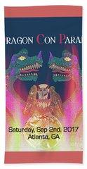 Dragon Con Parade Beach Towel