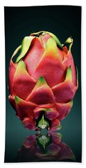 Dragon Fruit Or Pitaya  Beach Towel