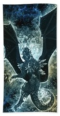 Dragon Spirit Beach Towel