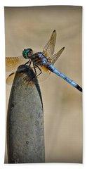 Dragonfly Beach Towel